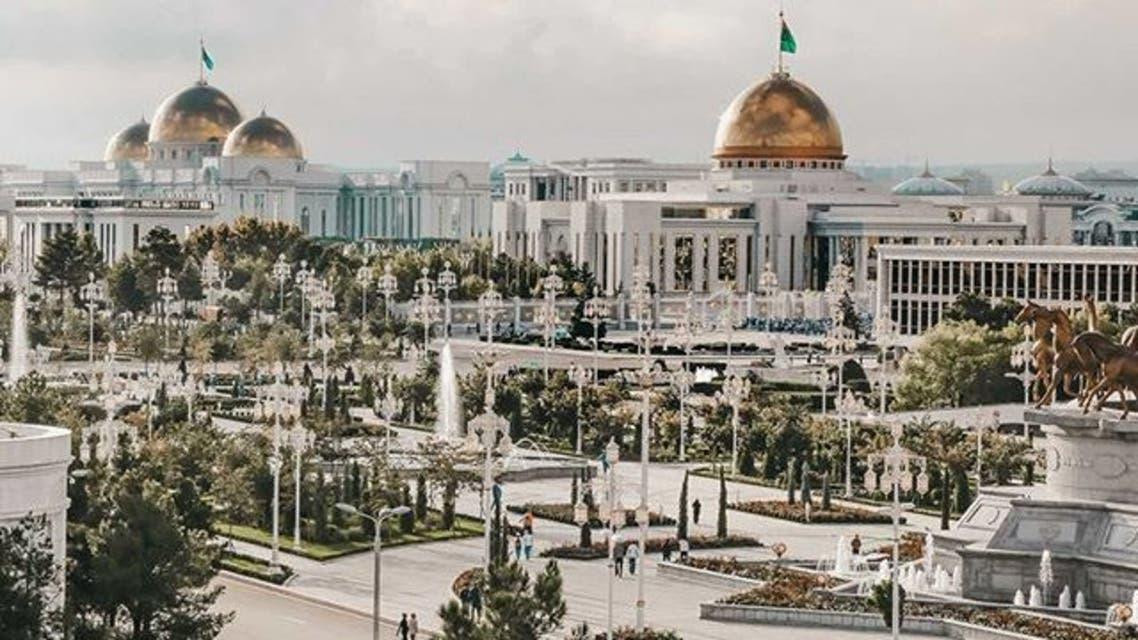 ترکمنستان پایتخت عشق آباد