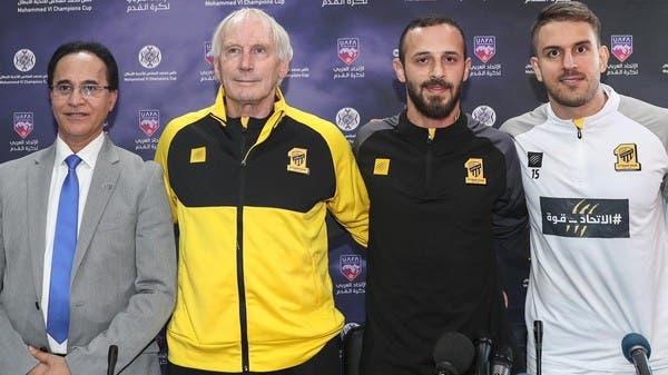 هامبيرغ وبرونو يؤكدان عزيمة الاتحاد بلوغ نصف نهائي كأس محمد السادس