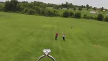 خاتم من الفضاء.. شاهد عرض الزواج الأكثر إثارة وغرابة