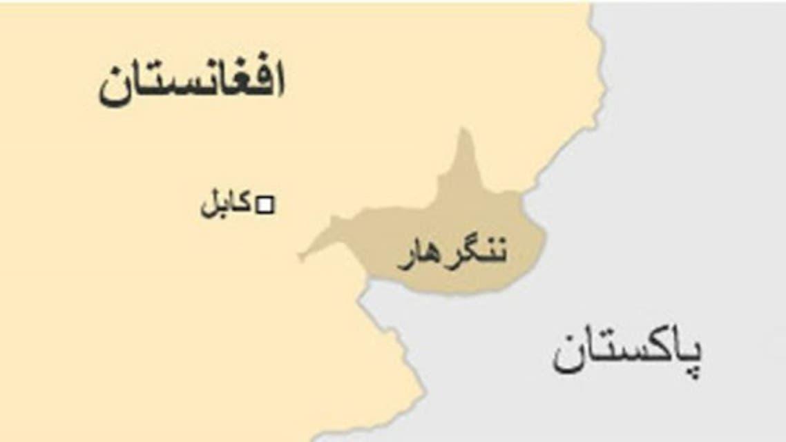 Nangarhar on the map