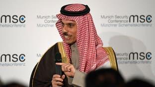 وزير الخارجية السعودي يطالب إيران بتغيير سلوكها