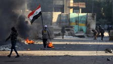 Iraqi protester killed in Baghdad demonstrations
