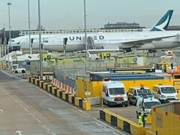 بلبلة بمطار هيثرو بلندن.. واحتجاز 8 طائرات بسبب كورونا