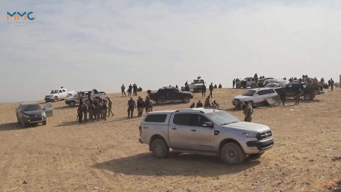 عين عيسى.. اشتباكات بين فصائل سورية موالية لتركيا والقوات الكردية