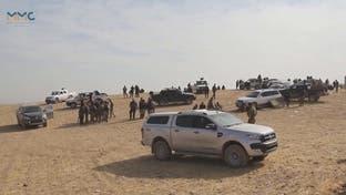 إدلب.. معارك عنيفة بين القوات التركية وحلفائها مع قوات النظام