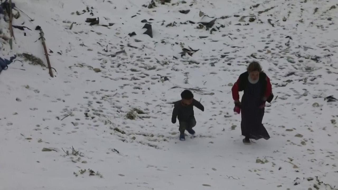 المرصد: أعداد النازحين في حلب وإدلب تتجاوز حاجز المليون