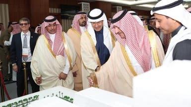 """وزير الطاقة: السعودية تعمل على تصدير الغاز """"مستقبلا"""""""