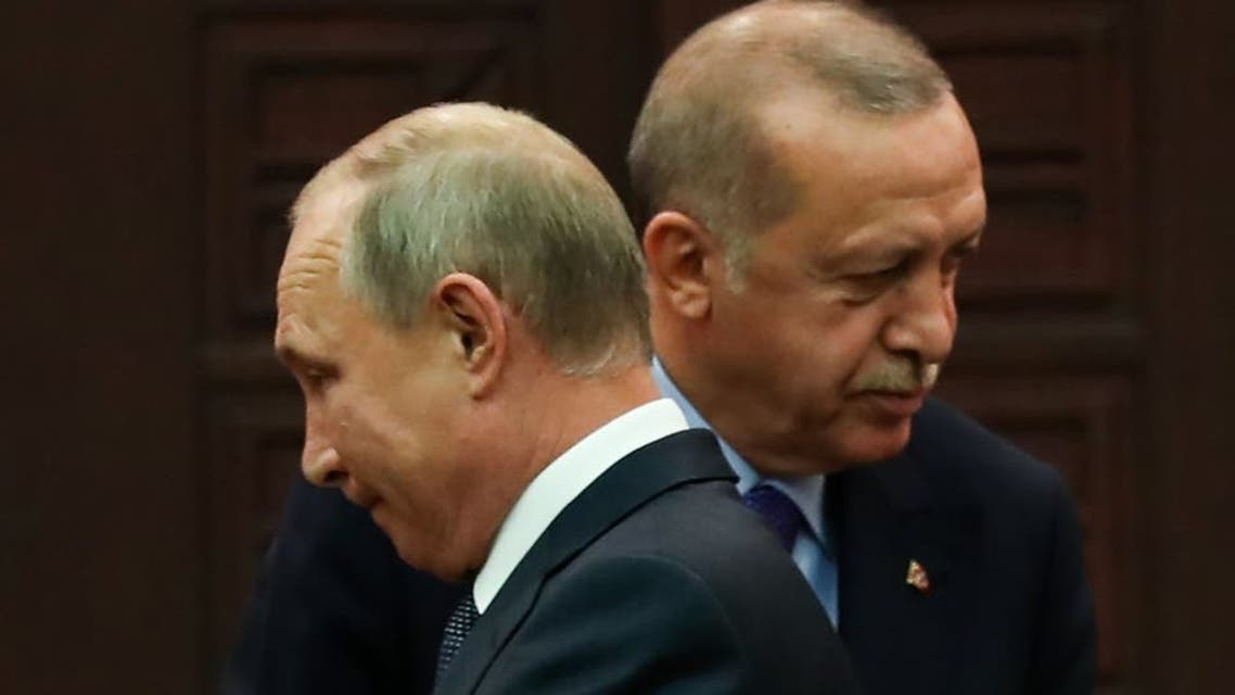 اردوغان وپوتین