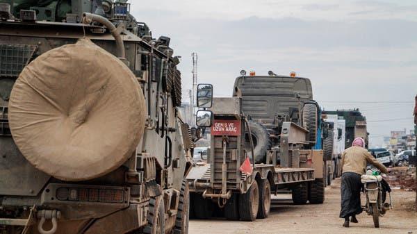 تركيا تعزز وجودها بإدلب.. 7000 جندي خلال 13 يوماً