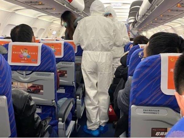 درجة حرارته 38.. سوري يتسبب بالحجر على طاقم طائرة