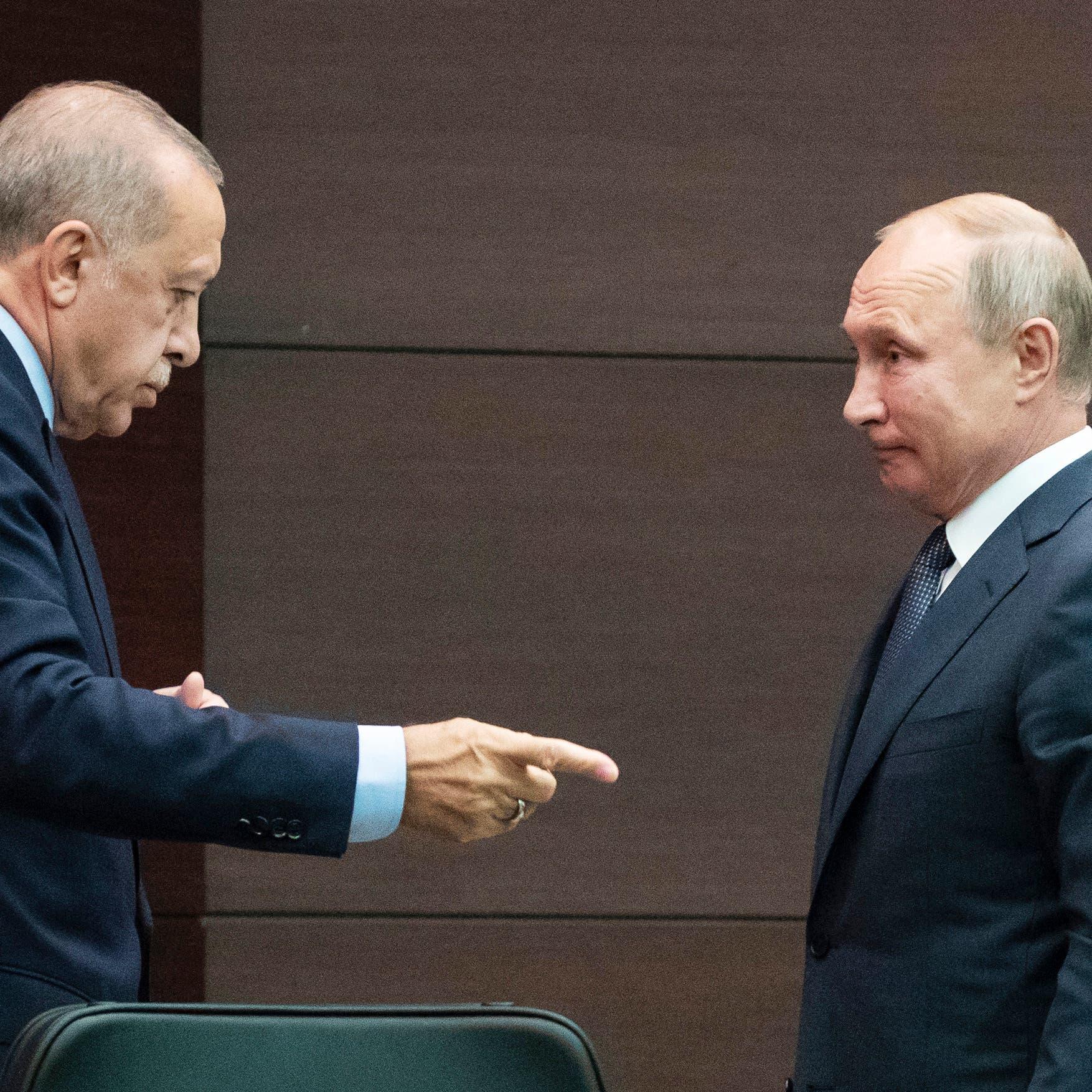 إدلب بلا إرهابيين في قمة سوتشي.. بوتين وأردوغان يتفقان