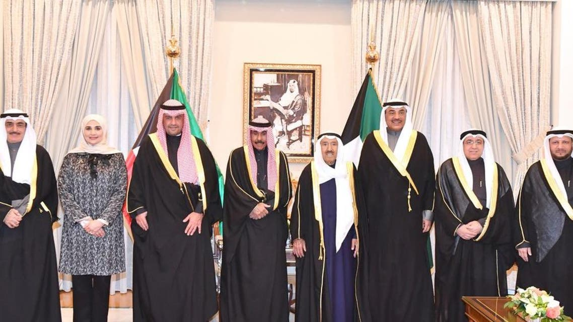 kuwait ministers