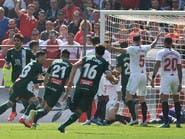 إشبيلية يتعادل مع إسبانيول في الدوري الإسباني