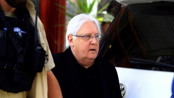 غريفثس ينفي أي دور في نقل سفير إيران لدى الحوثي إلى صنعاء