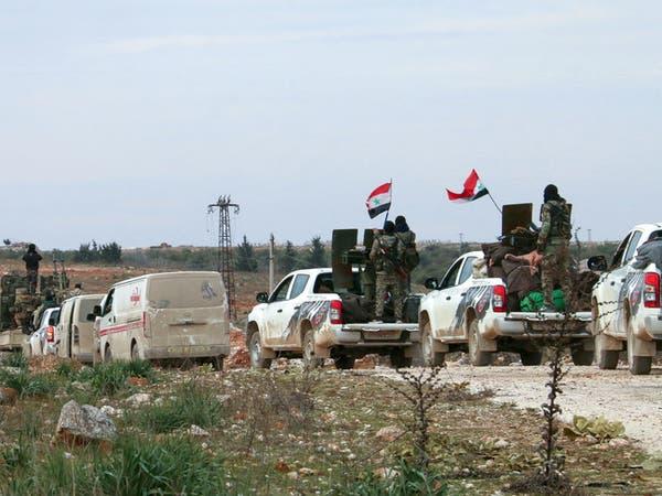 تقدم مستمر.. النظام السوري يواصل تقدمه في محيط حلب