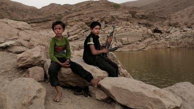 ميليشيا الحوثي تختطف الأطفال لتزج بهم في جبهات القتال