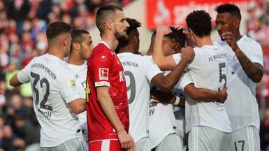 بايرن ميونخ يستعيد صدارة الدوري الألماني