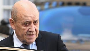قلق فرنسي من انتهاك طهران للاتفاق النووي
