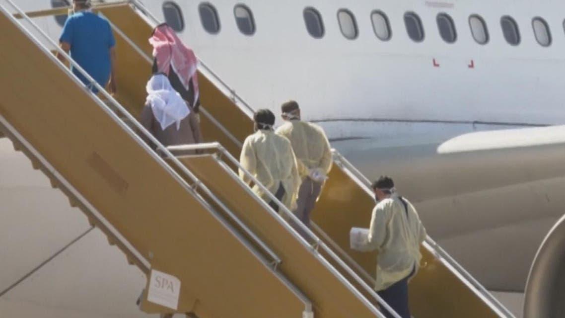 THUMBNAIL_ نشرة الرابعة | بعد ضمان سلامتهم من كورونا.. خروج الطلبة السعوديين من الحجر الطبي الاحترازي