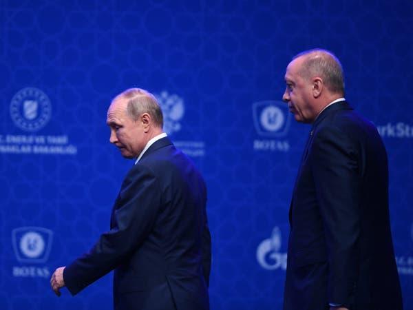 هكذا علق أردوغان على فيديو انتظار بوتين المرير