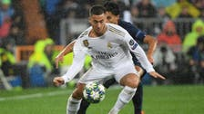 Hazard returns to Real Madrid squad after long injury layoff