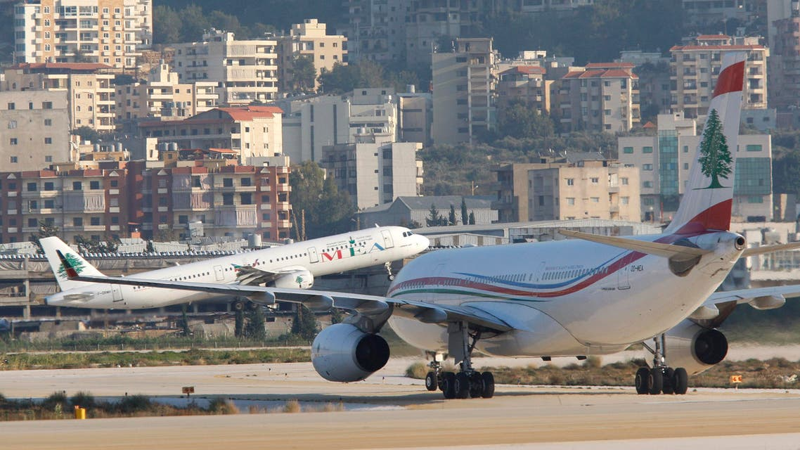 Middle East Airlines (File Phote: AP)