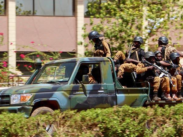 أربعة قتلى في كمين لدورية شرطة في بوركينا فاسو
