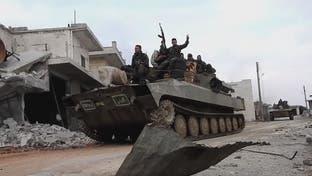 النظام السوري يفرض سيطرته التامة على حلب