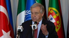 UN's Guterres says governments must deliver 'transformational change' on climate