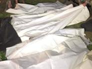 70 جثة.. النظام يعثر على مقبرة جماعية بريف دمشق