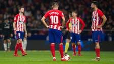 أتلتيكو مدريد يخفض رواتب لاعبيه بنسبة 70%