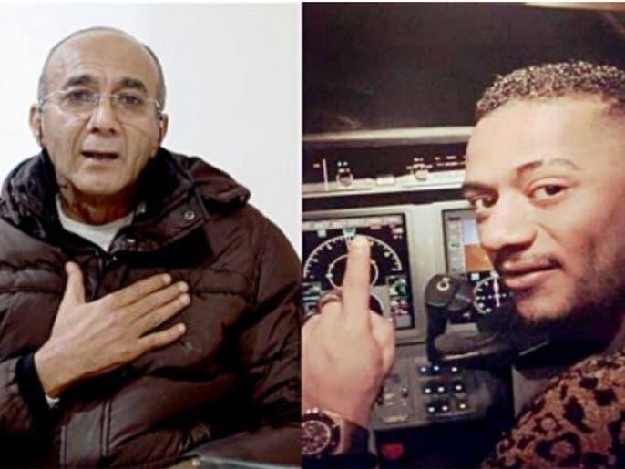 بعد الحكم بحبسه.. محمد رمضان ينتصر في قضية الطيار الموقوف