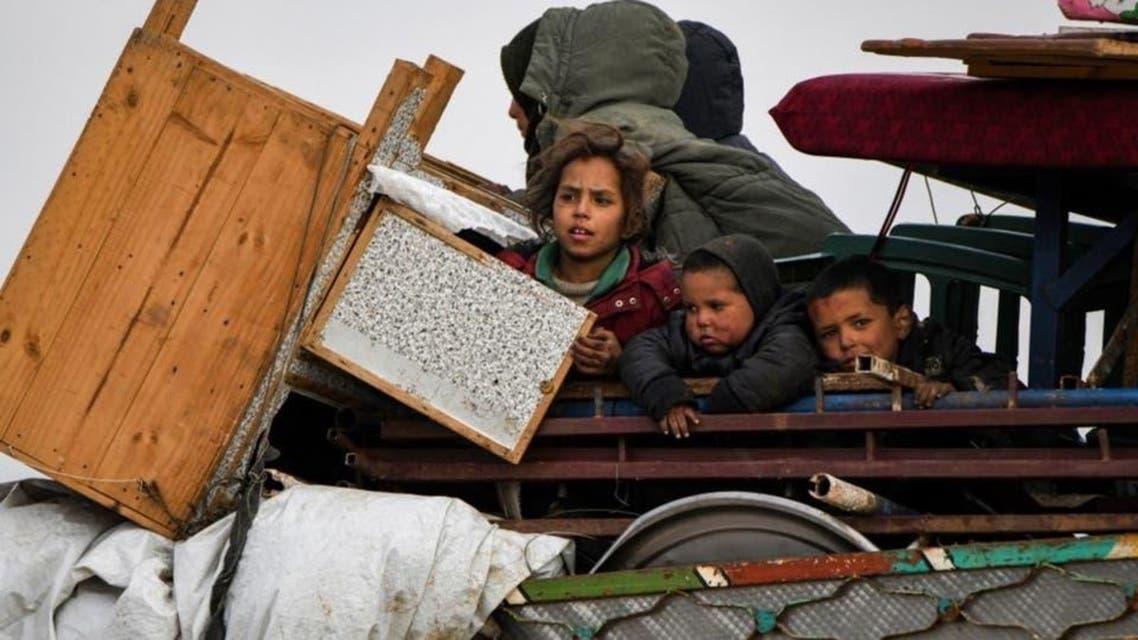 Syrian refuges