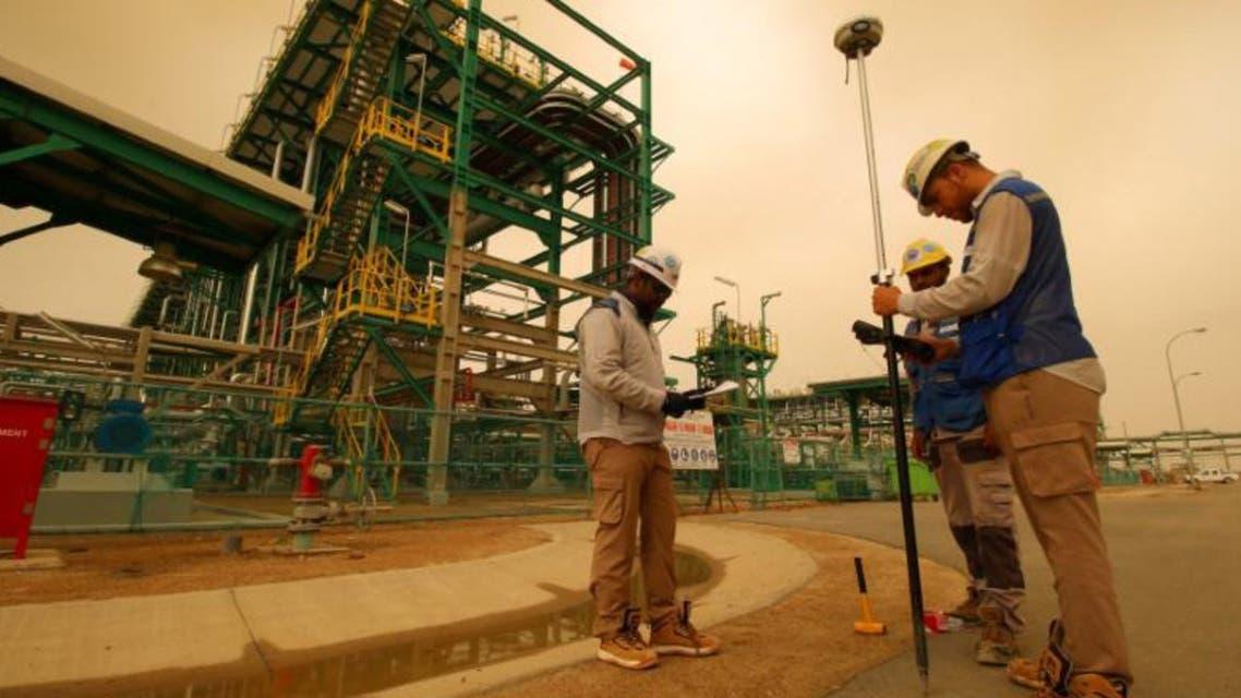 حقل الوفرة النفطي مناسبة