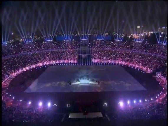 حفل استاد القاهرة شهد حضورا جماهيريا كبيرا