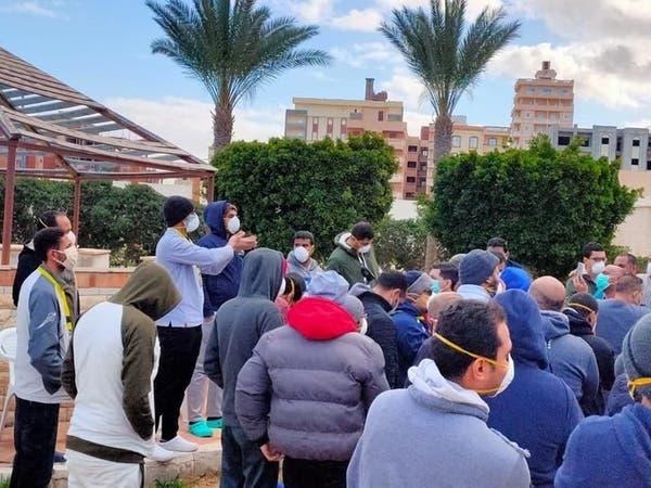 حكومة مصر تقرر ملاحقة مروجي شائعات كورونا