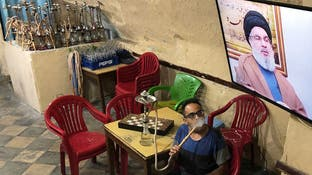 نصرالله يدعو لمقاطعة أميركا.. وقميص ابنه يشعل انتقادات