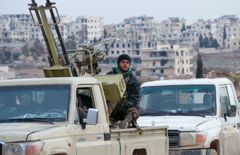 قوات النظام السوري - أرشيفية
