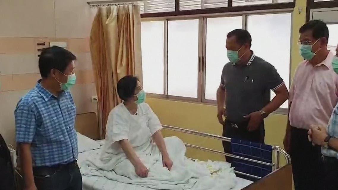 تجربة جديدة في الصين على علاج لفيروس كورونا