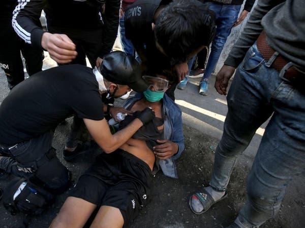 هذا ما تفعله بنادق الصيد بنا.. صور عراقية مؤلمة
