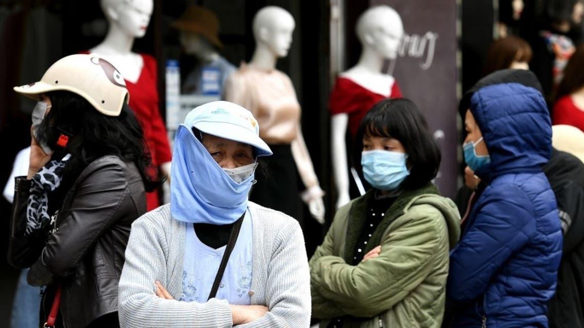 في هانوي بفيتنام - فيروس كورونا - فرانس برس