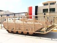 """""""سينا 200"""".. أول مدرعة عسكرية تُصنع بالكامل في مصر"""