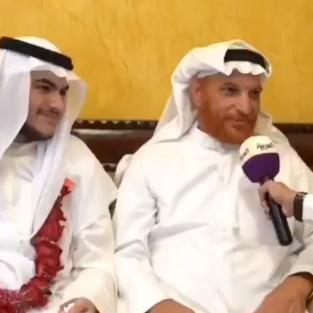 """السعودي المخطوف قابل أمه: """"حضنها لا يوصف"""""""