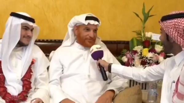 السعودي المخطوف قابل أمه:  حضنها لا يوصف