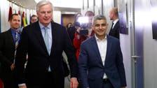 London Mayor Sadiq Khan pushes for 'associate' EU citizenship