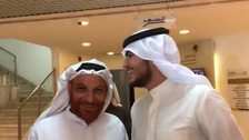 Kidnapped Saudi Arabian boy reunites with family after 20 years
