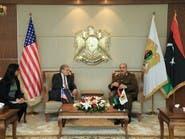 وفد دبلوماسي أميركي في بنغازي للمرة الأولى منذ 2012