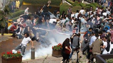 """تركي شارك باحتجاجات جيزي: """"أشعر أنني أحضر جنازتي"""""""
