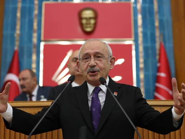 أردوغان يتهم حزب المعارضة الرئيسي بالتواصل مع غولن