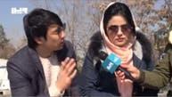 ویدئو...دختر ایرانی پس ازدواج با پسر افغان:  خوشحالم که عروس افغانستان شدم